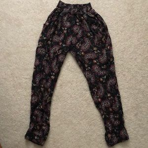 Trendy hippie pants from American Eagle